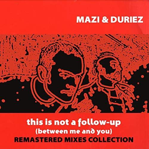 Mazi & David Duriez