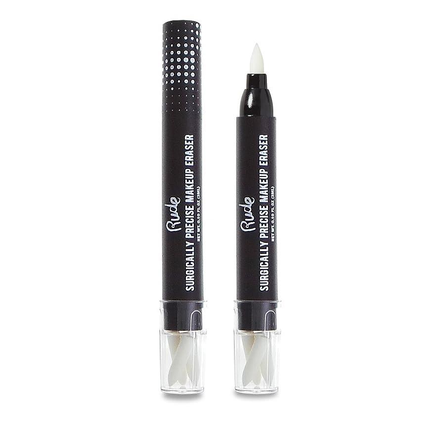 ラック締めるシャンプー(6 Pack) RUDE Surgically Precise Makeup Eraser (並行輸入品)