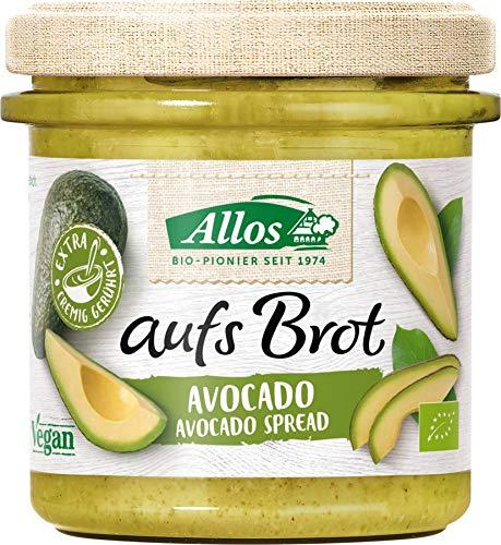 Allos Bio aufs Brot Avocado (6 x 140 gr)