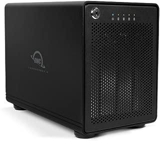 OWC ThunderBay 4 12.0TB 4-Bay External Drive, Dual Thunderbolt 2, Raid Ready