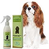 Protezione Vegetale Spray con Olio di Neem per Cani e Gatti - Repellente Contro Pulci, Zecche e...