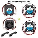 WINSINN for Ender 3 / Pro Fan 24V 40mm Blower Turbine Turbo Fan