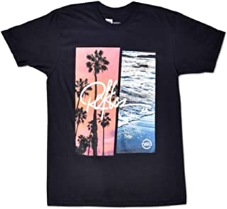 Young /& Reckless Mens Detached Cotton Printed Casual Graphic T-Shirt BHFO 5496