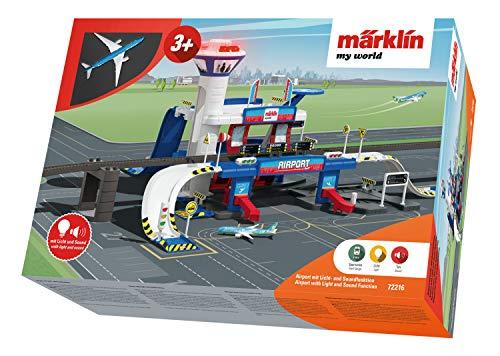 Märklin my world 72216 - Airport mit Licht- und Soundfunktion, Spur H0