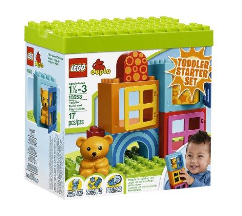DUPLO-Cubes de C onstruction pour Tout-petits 10553