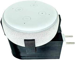 Suporte Splin para Amazon Echo Dot 3 modelo de Tomada (preto)