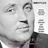 Fritz Wunderlich Wunderlich: Operetten-Arien - Fritz Wunderlich