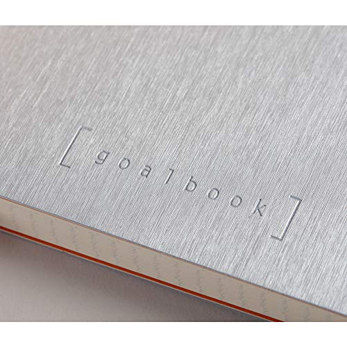 Rhodia Goalbook Journal, A5, Dotted - Silver Photo #6