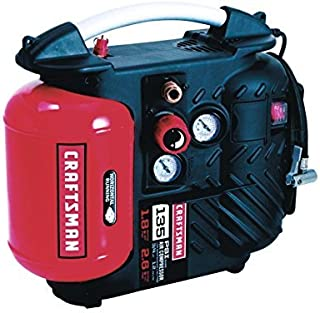 Craftsman 1.2 Gallon AirBoss Air Compressor With Hose Kit