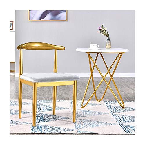 Juegos de muebles de jardín Muebles de exterior Set Juego de mesa al aire libre, aluminio fundido, Bistro todo tipo de clima Mesa y sillas for el balcón, junto a la piscina, patio trasero comedor DYYD