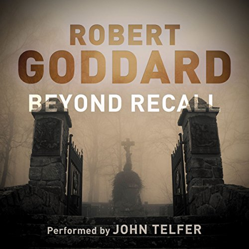 Beyond Recall audiobook cover art