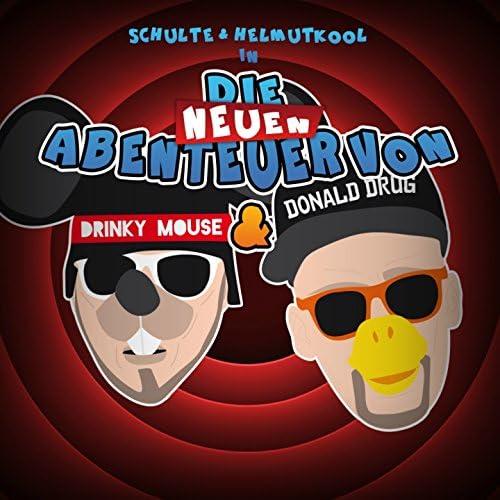 DrinkyMouse, DonaldDrug feat. Schulte & Helmutkool