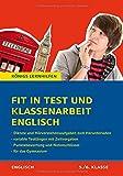 Fit in Test und Klassenarbeit Englisch