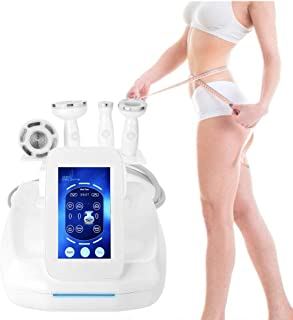 Haofy- Lady Body Massager Shaper, Multipolar Vacuum Body Slimming Skin Lifting Instrument Machine Shaping Device for Radiant and Smoother Skin - Shape Your Perfect Body (110-240V)