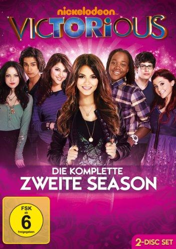 Victorious - Season 2 (2 DVDs)