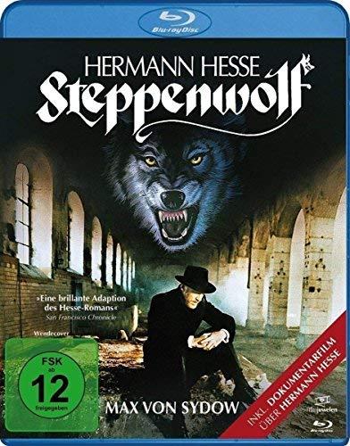 El lobo estepario / Steppenwolf [ Origen Alemán, Ningun Idioma Espanol ] (Blu-Ray)