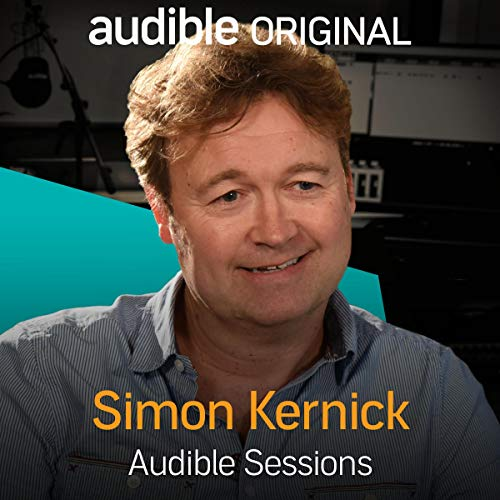 Simon Kernick audiobook cover art