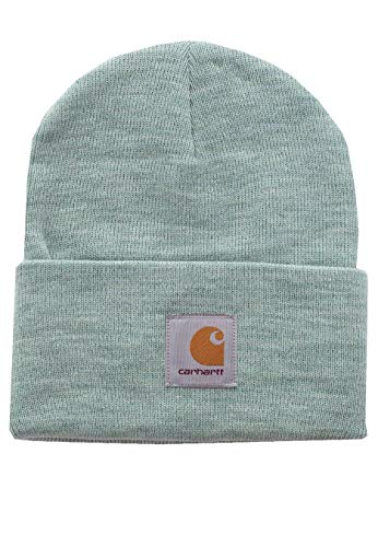 CARHARTT WIP Acrylic Watch Hat Mütze Frosted Green Heather