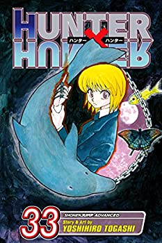 Hunter x Hunter Vol 33  Threats