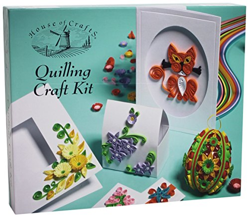 House of Crafts Dempsey Designs Kit Craft