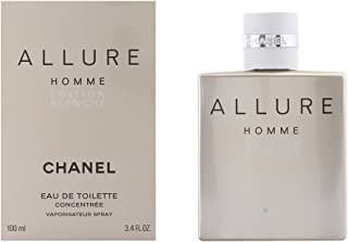 Allure Homme Edition Blanche by Chanel for Men - Eau de Parfum, 100ml