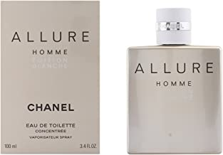 Perfume Chanel Allure Homme Édition Blanche Edp Masculino