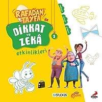 Rafadan Tayfa ile Dikkat ve Zekâ Etkinlikleri - 3