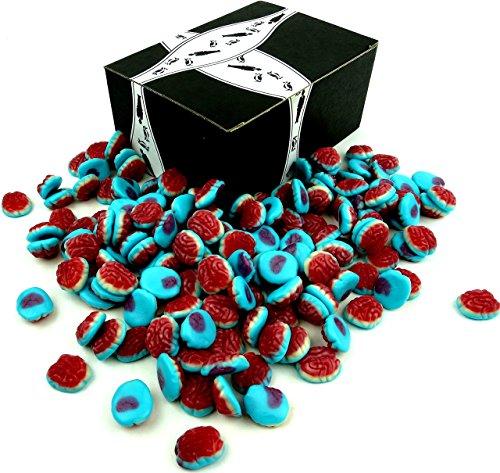 Vidal Gummi Brains, 2.2 lb Bag in a Gift Box