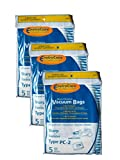 EnviroCare Replacement Micro Filtration Vacuum Cleaner Dust Bags for Sharp Canisters Type PC-2 15 Bags