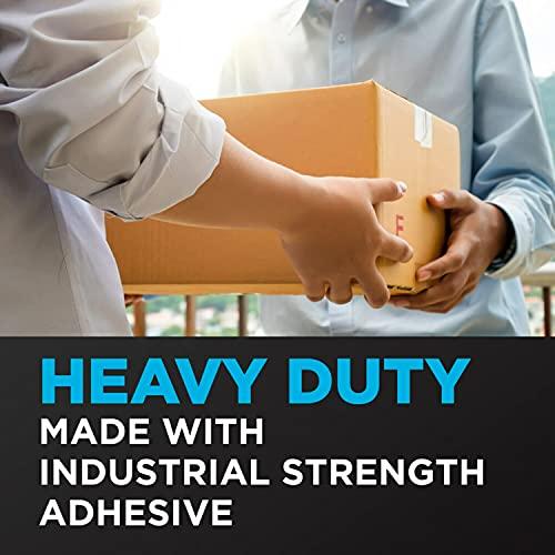 Scotch Heavy Duty Shipping Packaging Tape, 1.88