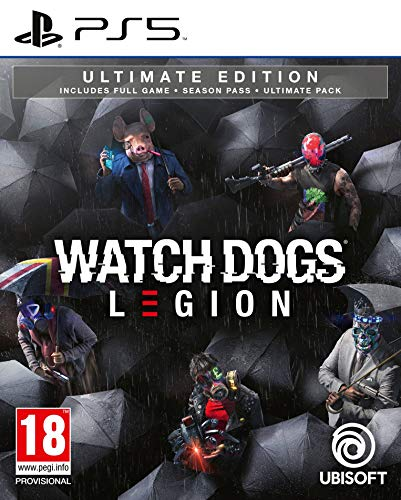 Watch Dogs Legion - Ultimate Edition - [PS5]