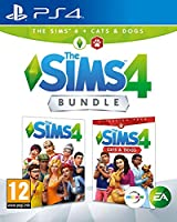 The Sims 4 Plus Cats and Dogs Bundle (PS4) (輸入版)