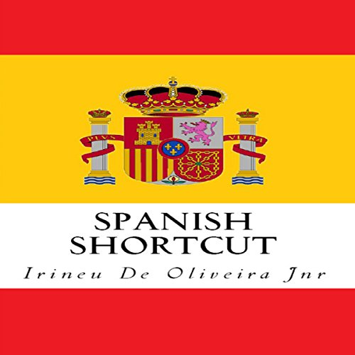 Spanish Shortcut audiobook cover art