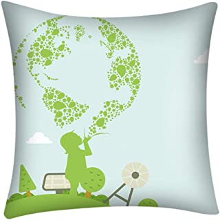 Yesmile Cushion Cover Throw Pillow Covers Bedding For Cars Sofa Cushion Home Decorative Cushion Covers Cases Pillow Cases Decorative