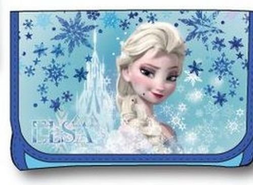 for-collectors-only Disney Frozen Geldbeutel ELSA Wallet Geldbörse Die Eiskönigin Portemonnaie
