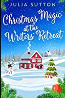 Christmas Magic at the Writers' Retreat: Large Print Edition