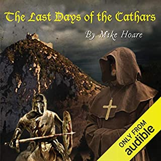 The Last Days of the Cathars cover art