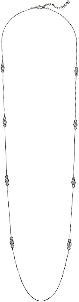 Infinity Sparkle Long Necklace