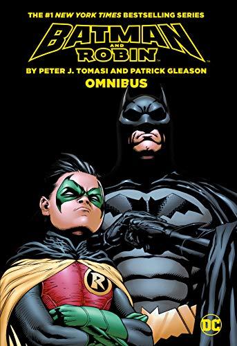 Batman & Robin by Tomasi and Gleason Omnibus (Batman and Robin)