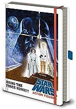 Funko Pop! - Star Wars, Cuaderno A5 Premium Action Figures (Windows)