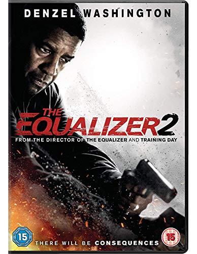The Equalizer 2 Reino Unido DVD