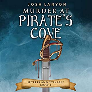 Murder at Pirate's Cove cover art