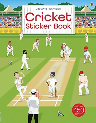 Bone, E: Cricket Sticker Book (Sticker Books)