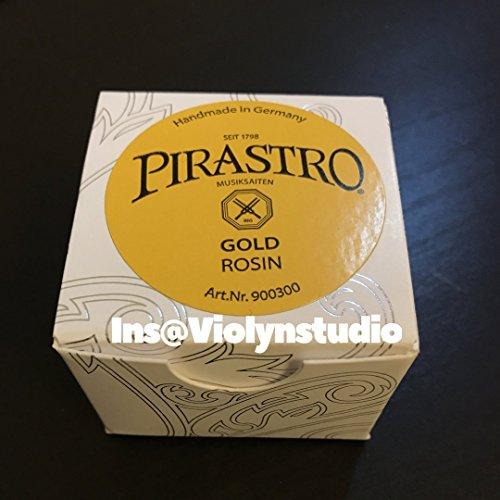 Pirastro Gold Rosin For Violin - Viola - Cello