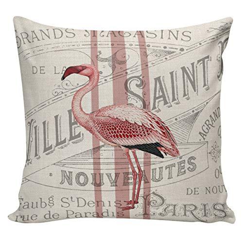 Alicert5II nautisch kussen schelp kussen strand kussen Franse flamingo schelp decor sierkussen NA0132 Elliott Heath Designs
