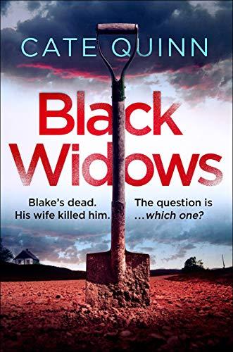 Black Widows by [Cate Quinn]