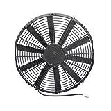 Spal 30100400 16' Straight Blade Low Profile Fan