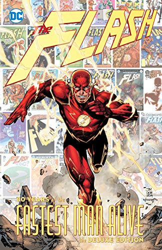 The Flash: 80 Years of the Fastest Man Alive (The Flash (1959-1985)) (English Edition)