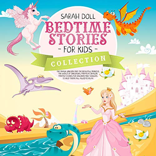 Bedtime Stories for Kids Collection Titelbild