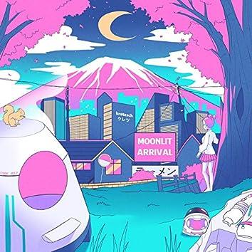 moonlit arrival